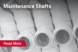 Aymroo Maintenance Shafts